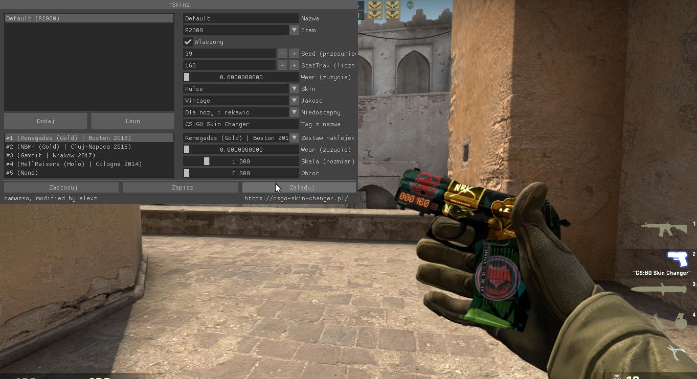 Skin Changer for CS:GO - Get Counter-Strike: Global