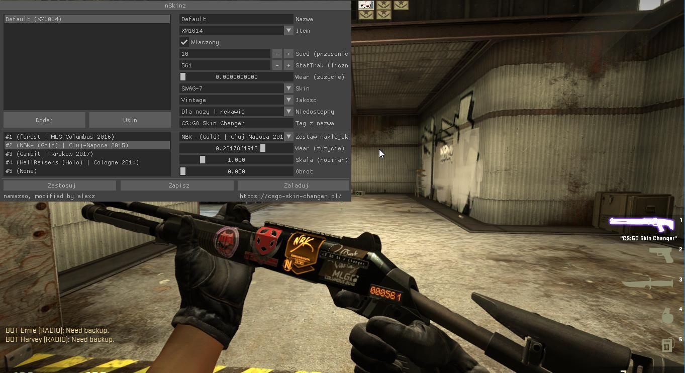 Skin Changer for CS:GO - Get Counter-Strike: Global Offensive skins
