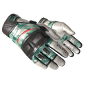 ★ Moto Gloves | Spearmint (Factory New)