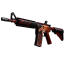 StatTrak™ M4A4 | Howl (Factory New)